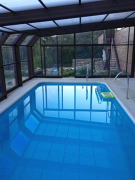 Piscinas brunete cupulas de piscinas prefabricadas en madrid for Piscinas prefabricadas madrid
