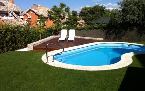piscinas brunete instalacion de piscinas prefabricadas en
