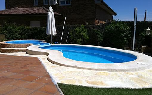 Piscinas brunete instalacion de piscinas prefabricadas en for Multiforma piscinas