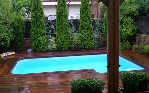 Piscinas brunete instalacion de piscinas prefabricadas en for Construccion de piscinas de obra en madrid